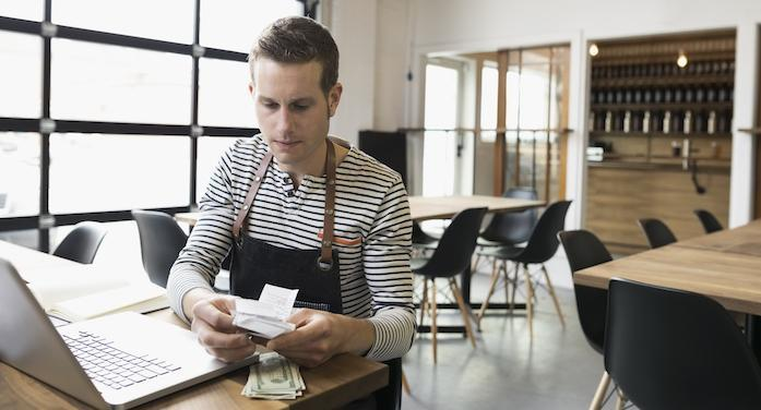 Receipt and Expense Tracking Still an Obstacle for Small Business Owners & Self-Employed